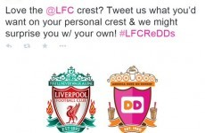 Dunkin' Donuts apologise for 'insensitive' version of Liverpool crest
