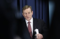 Enda Kenny thinks he's 'very much' worth his €185k salary