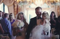 This man's wedding vows to his four-year-old stepdaughter will make you cry salty tears
