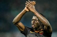 Inflatable banana thrown at Gervinho 'pure coincidence' – Feyenoord