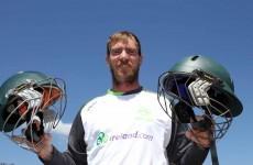 Tragic death of Philip Hughes inspires Ireland's John Mooney to design new helmet