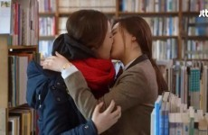 This on-screen lesbian kiss has sparked a huge media storm in South Korea