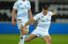 Late Gopperth penalty sees Leinster draw comfort against Ospreys