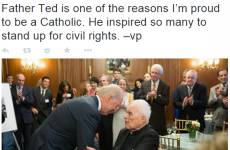 Joe Biden tweets about 'Father Ted', Irish people can't RESIST having the craic with it