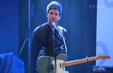 Kathryn Thomas was mortified in front of Noel Gallagher on the Saturday Night Show