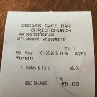 Dublin pub makes a statement with their wifi password