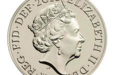 You'll see a familiar (but older) face on UK coins from now on