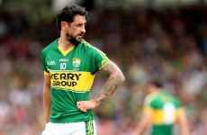 Paul Galvin makes sensational return to Kerry setup