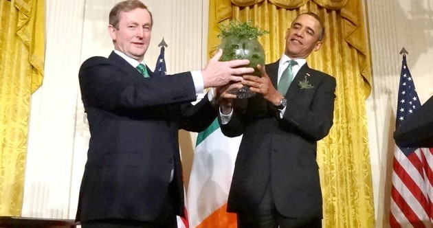 Government has spent €700,000 sending Ministers abroad for St Patrick's Day since 2011