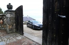 Brian O'Donnell denies barricading himself inside Gorse Hill mansion