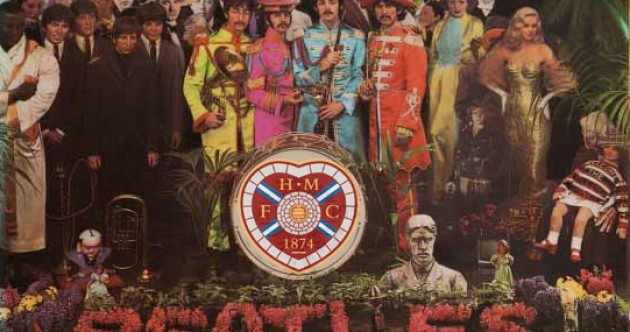 Sgt. Pepper's Lonely Heart of Midlothian Club Band and more football themed albums