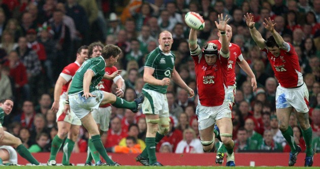 'You can't go over there on past glories' - Ireland set for Wales trip