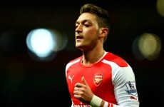 Paul Scholes: Ozil isn't even trying at Arsenal