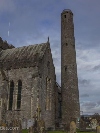 Did you ever climb 121 steps up through Irish history? You should