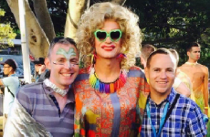 Irish float returns to Sydney's Mardi Gras with Panti Bliss at the helm