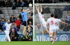 Late Dean Rock goal rescues draw for Dublin against Tyrone