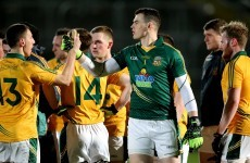 Meath go goal crazy as they put four past Westmeath to win Division 2 tie in Navan