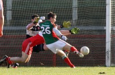 Mayo pick up key win away to Derry as Ronaldson and Sweeney bag goals