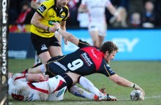 Dragons beat Ulster to complete Welsh clean sweep over Irish provinces