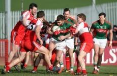 Cork dominant, Mayo battle, Kildare relief - 6 weekend football league talking points