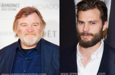 Kim Cattrall thinks Brendan Gleeson is ridier than Jamie Dornan… is she right?
