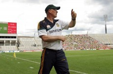 Meath decide not to keep O'Brien on