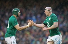 Schmidt adds three players to Ireland squad as Gordon D'Arcy dropped