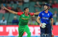 Dubliner Eoin Morgan 'gutted' as England crash out of Cricket World Cup