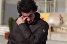An entire town learned sign language to give their deaf neighbour a heartwarming surprise