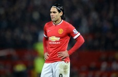 Falcao named in Manchester United's Under-21 team to face Spurs tonight