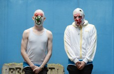 The Rubberbandits say they'll be on ecstasy while talking to Tom Dunne tonight…