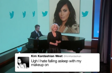 Bette Midler sang Kim Kardashian's boring tweets, and it was perfection