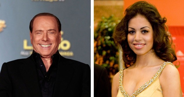 No Bunga Bunga! Silvio Berlusconi cleared of sex charges
