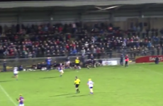 This brilliant piece of skill helped Tony Kelly get man-of-the-match in the Fitzgibbon Cup final