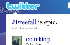 RTÉ's Freefall: what the internet thought