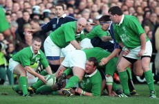 19 February 2000 - The day Warren Gatland gambled on the future of Irish rugby