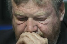 James Reilly broke down speaking about his son with autism this afternoon