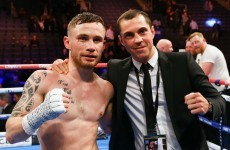 There has been an interesting twist concerning the Frampton v Quigg superfight