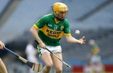 Kerry hurlers much-changed following defeat to Westmeath
