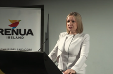 Lucinda Creighton's new party is called Renua Ireland