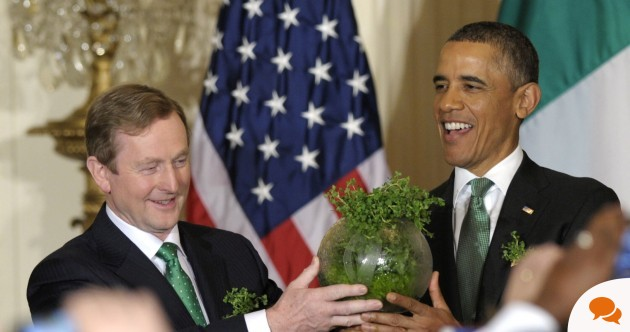 Ministers sell Ireland around Paddy's Day to secure jobs. Why the begrudgery?