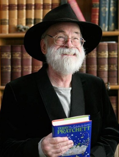The announcement of Terry Pratchett's death shows why you need a social media will
