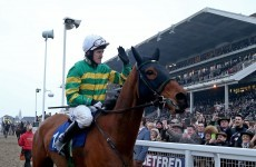 For a second, AP McCoy's final Cheltenham race looked set for a fairytale finish
