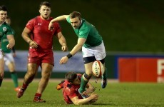 Ireland's U20s were slayed by a moment of magic in Wales tonight