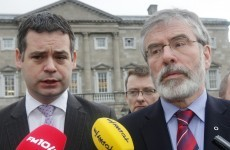Sinn Féin are bringing in the lawyers over alleged abuse investigations