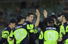 Porterfield pleads with ICC to ensure Ireland haven't played their last World Cup game