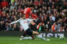 As it happened: Man United v Tottenham, Premier League