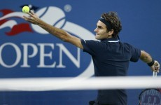 Federer through to quarter finals with familiar faces