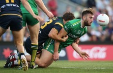 International Rules return to Ireland this year but the Aussies won't be playing around the country