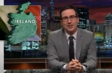John Oliver brilliantly tackled #YokeGate on his show last night